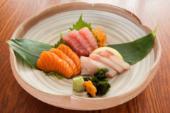 Mix Sashimi - 9pcs