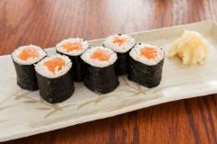 Salmon Roll - 6 pcs