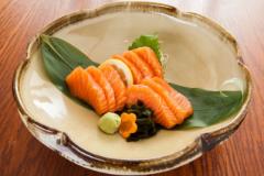 Salmon Sashimi - 9pcs