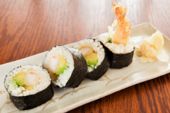 Tempura Prawn Roll - 4pcs