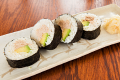 Tuna Salad Avo Roll - 4 pcs