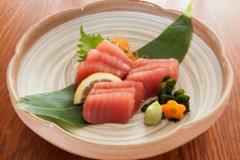 Tuna Sashimi - 9pcs